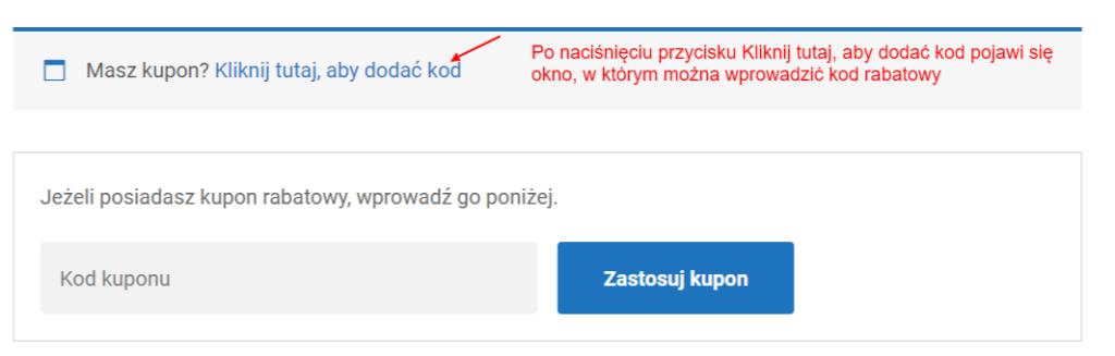 kod rabatowy | SkutecznyKurs.pl
