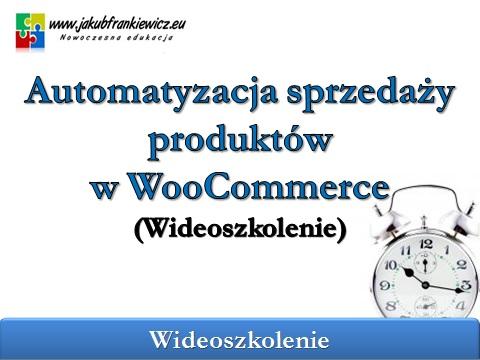 woocommerce automatyzacja