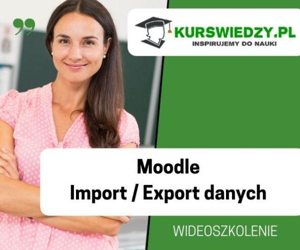 moodle import
